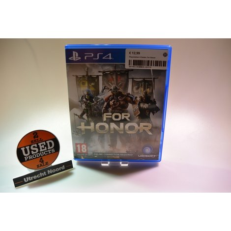 Playstation 4 Game: For Honor