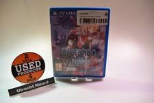 Playstation Vita Playstation Vita Game: Operation Abyss New Tokyo Legacy