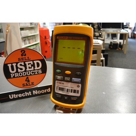 Fluke 51 II Thermometer | in Nette Staat