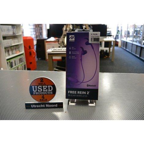 iFrogz Free Rein 2 In-Ear Wireless Earphones Paars | Nieuw
