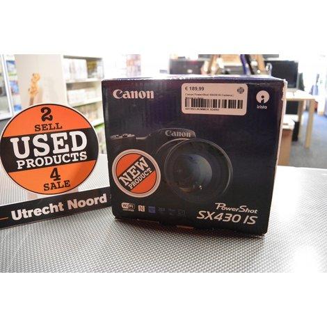 Canon PowerShot SX430 IS  20MP Camera | Nieuw in doos