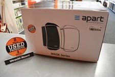 Apart Audio MASK4CT-BL Speakerset Black   Nieuw in Doos