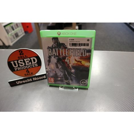 Battlefield 4 | Xbox One