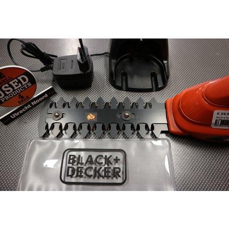 Black & Decker GSL300 Struikschaar   in Nieuwstaat