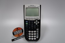 Texas Instruments Ti-84 Plus Grafische Rekenmachine   in Prima Staat