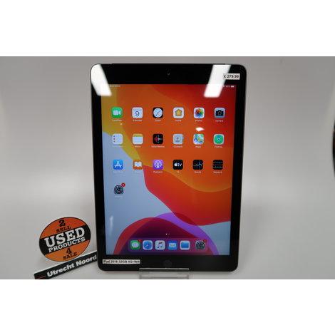 iPad 2018 6th Gen 32GB 4G+Wifi Space Gray | In Nette Staat