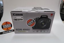 Canon EOS 4000D 18-55 III Kit | Nieuw in Doos
