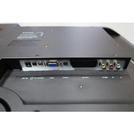Audiosonic LE-247844 24'' LED Televisie | Met Garantie