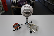Blue Snowball USB Microfoon | in Prima Staat