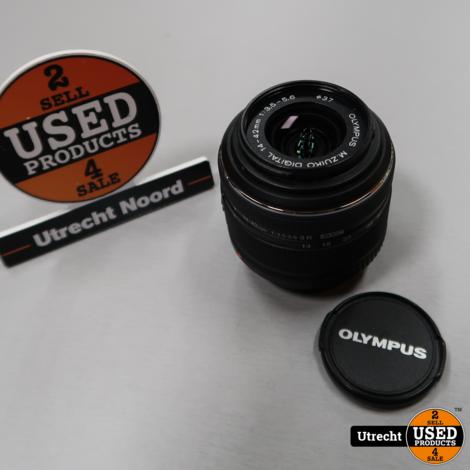 Olympus M.Zuiko 14-42mm 1:3.5-5.6 IIR Lens | in Goede Staat