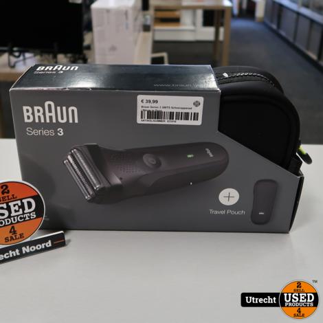 Braun Series 3 300TS Scheerapparaat | Nieuw in Doos
