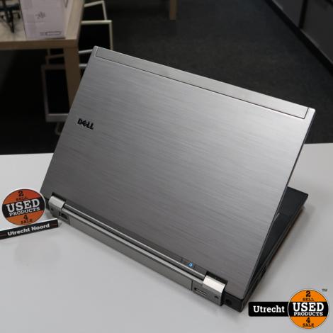 Dell Latitude E6410 i5/4GB/250GB Laptop   in Redelijke Staat