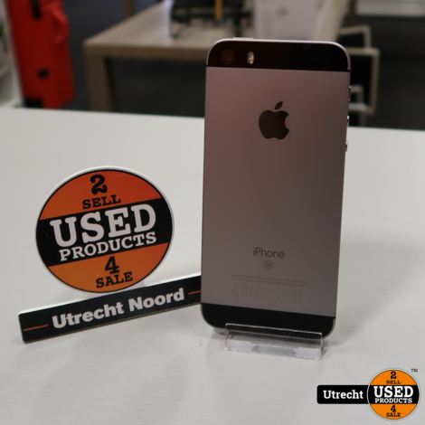 iPhone SE 16GB Space Gray | in Nette Staat