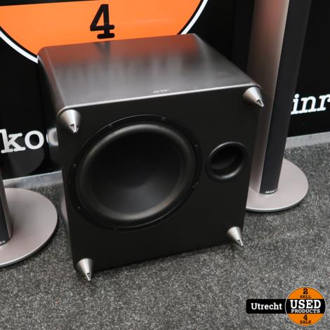 Audica CS-T1 Speakerzuilen met Subwoofer | in Prima Staat
