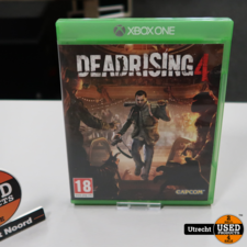 Dead Rising 4 | Xbox one