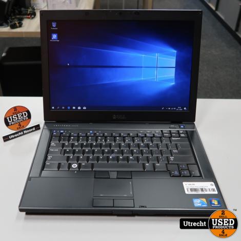 Dell Latitude E6410 i5/4GB/150GB HDD Laptop | in Prima Staat