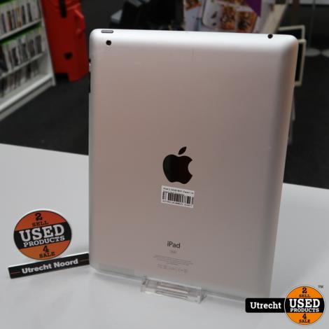iPad 2 32GB WiFi Zwart | In Redelijke Staat met Garantie