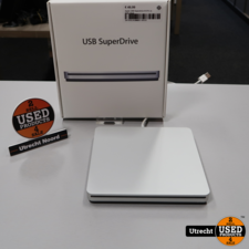Apple USB Superdrive A1379 | in Nette Staat