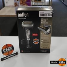 Braun Series 9 9340S Scheerapparaat | Nieuw in Doos