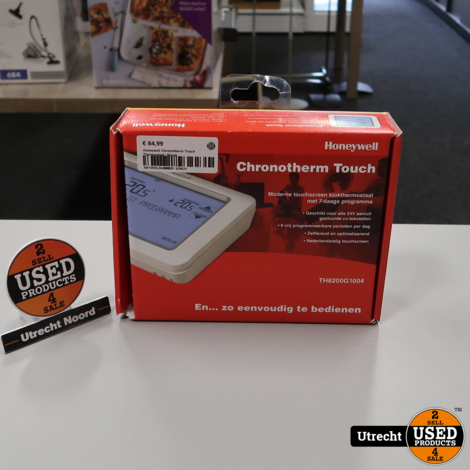 Honeywell Chronotherm Touch Thermostaat | Nieuw