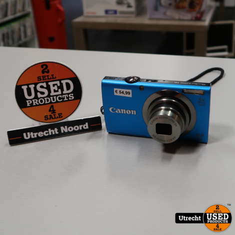 Canon Powershot A2300 HD 16MP Camera | in Prima Staat