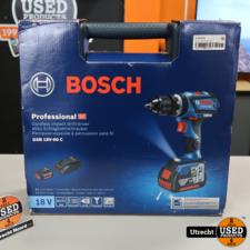 Bosch GSB 18V-60 C 18V Accuboormachine | Nieuw in Doos