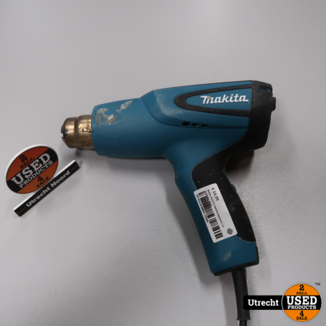 Makita HG551V Heteluchtpistool | in Redelijke Staat