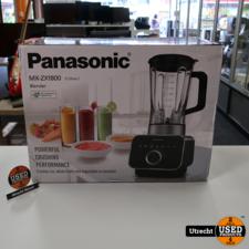 Panasonic MX-ZX1800 Blender | Nieuw in Doos