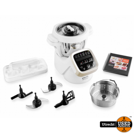 Krups Prep & Cook HP 5031 Keukenmachine | Nieuw in Doos