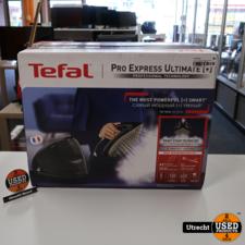 Tefal Pro Express Ultimate+ GV9610 Stoomstrijksysteem | NIEUW