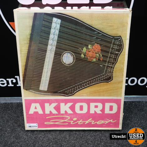 Musima Markneukirchen akkord Zither | in Nette Staat