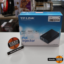 TP-Link PoE Injector 48V | Nieuw in Doos