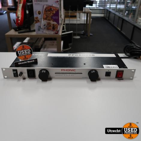 Phonic PPC9000E Power Conditioner | in Prima Staat