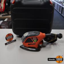 Black & Decker Mouse KA168 Schuurmachine | in Redelijke Staat