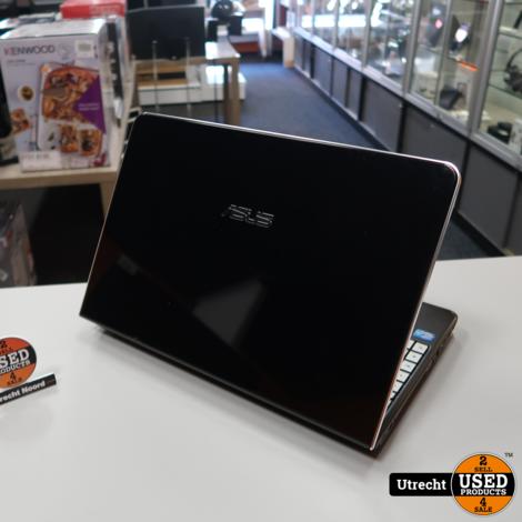Asus N55SF i7/8GB/120GB SSD Laptop | in Redelijke Staat