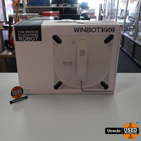 Ecovacs Winbot 950 Draadloze Ramenreiniger | Nieuw in Doos