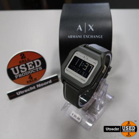 Armani Exchange AX2953 Herenhorloge | in Redelijke Staat