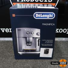 Delonghi Magnifica ESAM 4008.B Koffieapparaat | Nieuw in Doos
