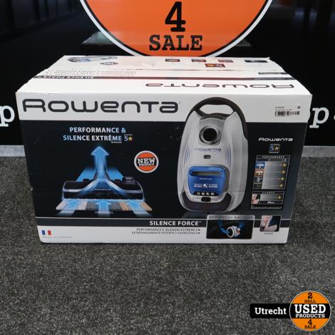 Rowenta Silence Force 550W Stofzuiger | Nieuw in Doos
