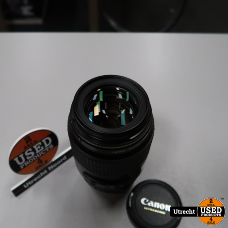 Canon EF 100mm 1:2.8 USM Lens | in Nette Staat