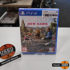Playstation 4 Game: Farcry New Dawn | Nieuw in Seal