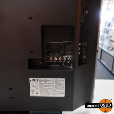 JVC LT-26DA9BU 26-inch LCD TV | in Prima Staat