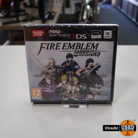 Fire Emblem Warriors | New Nintendo 3DS
