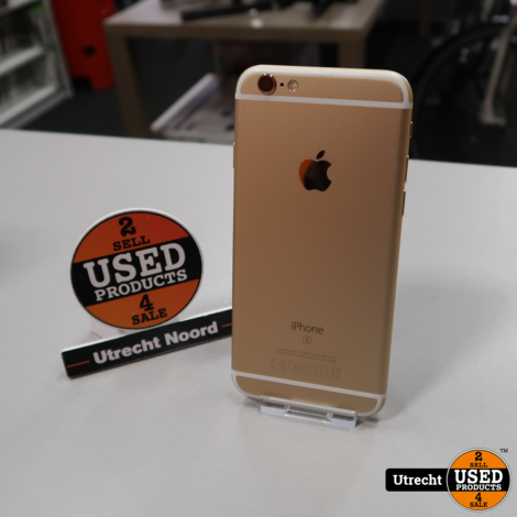 iPhone 6S 16GB Gold | in Prima Staat