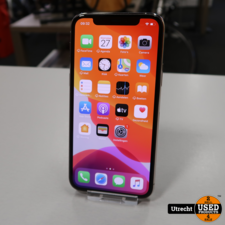 iPhone 11 Pro 64GB Silver   in Prima Staat