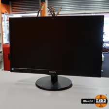 Philips 223V5L 22-inch Full HD HDMI Monitor   in Prima Staat