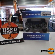 Playstation 3 Controller Zwart | Nieuw in Doos