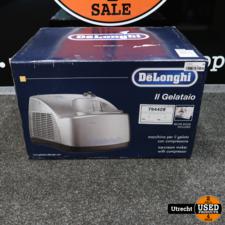 Delonghi II Gelataio ICK 6000 IJsmachine | Nieuw in Doos