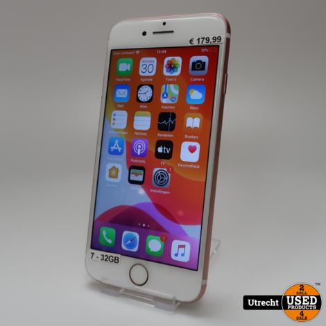 iPhone 7 32GB Roze Gold
