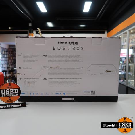 Harman Kardon BDS 280S Receiver/Versterker   Nieuw